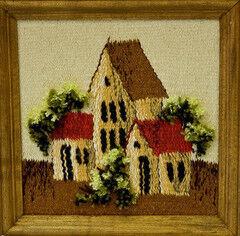 Подарок Славутасць Гобелен «Мой дом»