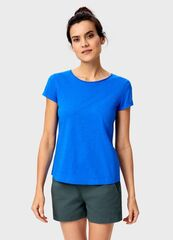 Кофта, блузка, футболка женская O'stin Базовая футболка из хлопка LT6UA1-63
