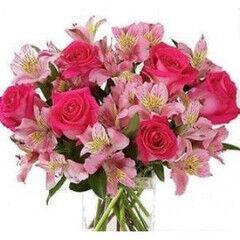 Магазин цветов Фурор Букет «Нежное утро»