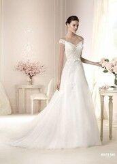 Свадебное платье напрокат White One (Pronovias) Платье свадебное «Danica»