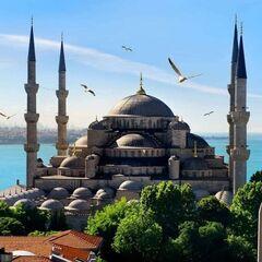 Туристическое агентство Боншанс Комбинированный автобусный тур «VN - Мистическая Трансильвания и сказочный Стамбул» + отдых в Турции