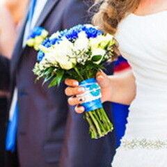 Магазин цветов Lia Свадебный букет №20