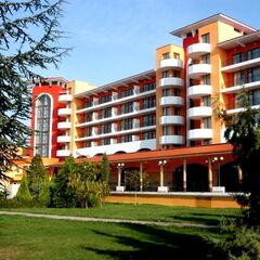 Туристическое агентство EcoTravel Пляжный авиатур в Бoлгарию, Солнечный Берег, Hrizantema 4*