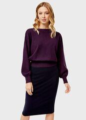 Кофта, блузка, футболка женская O'stin Укороченный джемпер женский LK4U12-76