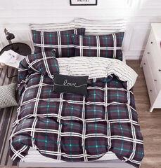Подарок Tango Сатиновое постельное белье евро TPIG6-589