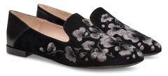 Обувь женская Ekonika Лоферы EN1480-08 black-18Z