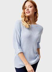 Кофта, блузка, футболка женская O'stin Джемпер структурной вязки LK4U31-61