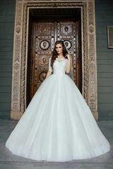 Свадебное платье напрокат Nicole Платье свадебное Laura