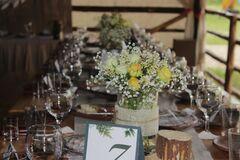Магазин цветов Lia Букет рустик на стол