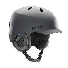 Сноубординг Bern Шлем Watts EPS Matte Grey