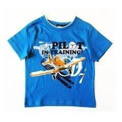 Кофта, майка детская Sun City Футболка для мальчика Самолетики OE1053/2