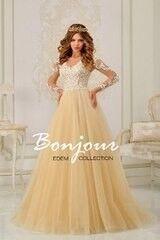 Свадебный салон Bonjour Свадебное платье «Levana» из коллекции EDEM 2016