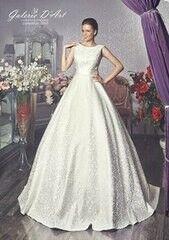Свадебное платье напрокат А-силуэт Galerie d'Art Платье свадебное «Divain» из коллекции BESTSELLERS