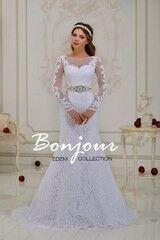 Свадебный салон Bonjour Свадебное платье «Ilana» из коллекции EDEM 2016