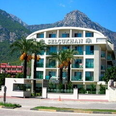 Туристическое агентство VIP TOURS Пляжный авиатур в Турцию, Кемер, Selcukhan 4*