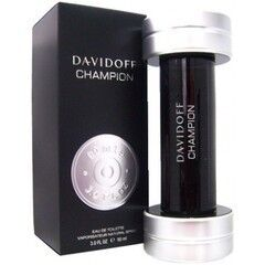 Парфюмерия Davidoff Туалетная вода Champion, 90 мл