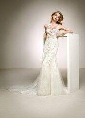 Свадебное платье напрокат Pronovias Свадебное платье «Dalia»