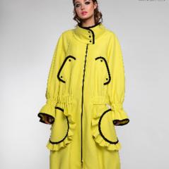 """Верхняя одежда женская Pintel™ Удлинённая куртка свободного силуэта в стиле """"бомбер""""  Julius"""
