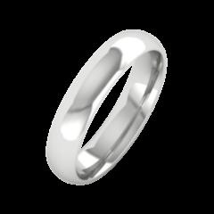 Ювелирный салон ZORKA Обручальное кольцо 194001/W