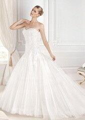 Свадебное платье напрокат La Sposa Платье свадебное Detelle