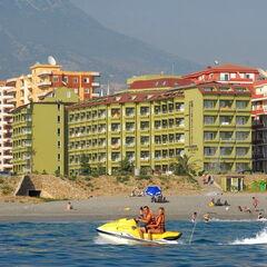 Туристическое агентство Ривьера трэвел Пляжный авиатур в Турцию, Алания, SunStar Beach Hotel 4*