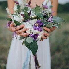 Магазин цветов Lia Свадебный букет №48