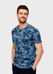 Кофта, рубашка, футболка мужская O'stin Футболка с принтом MT1U56-62
