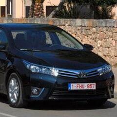 Прокат авто Прокат авто Toyota Corolla New 2014 г.