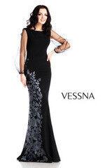 Вечернее платье Vessna Вечернее платье арт.1270 из коллекции VESSNA NEW