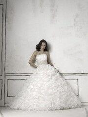 Свадебный салон Justin Alexander Свадебное платье 8484
