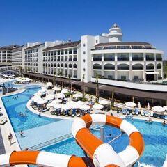 Туристическое агентство География Пляжный авиатур в Турцию, Сиде, Port River Hotel Spa  5*