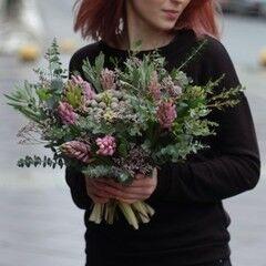 Магазин цветов VETKA-KVETKA Букет 215