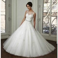 Свадебное платье напрокат Ronald Joyce Платье свадебное 51044
