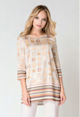 Кофта, блузка, футболка женская Elema Блузка женская 2К-8764-1