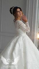 Свадебный салон ALIZA Свадебное платье «Angelica» Ameli Benya