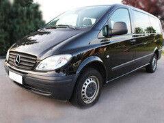 Прокат авто Аренда микроавтобуса Mercedes-Benz Vito 2007