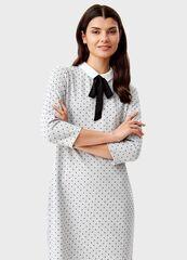 Платье женское O'stin Платье с белым воротником LT4T57-92