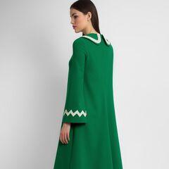 Платье женское Pintel™ Расклешённое платье из натуральной шерсти Milagros