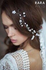 Свадебный аксессуар Rara Avis Украшение для волос №8