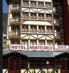 Туристическое агентство Тайм Вояж Горнолыжный авиатур в Андорру, Гранд Валира, Montecarlo 2*