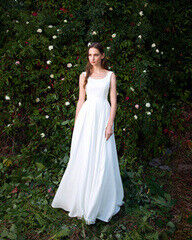 Свадебный салон UNONA Свадебное платье «Emma» из коллекции MALACHITE