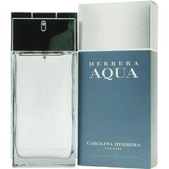 Парфюмерия Carolina Herrera Туалетная вода Aqua, 100 мл