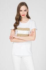 Кофта, блузка, футболка женская Trussardi Футболка женская 56T00228-1T003613