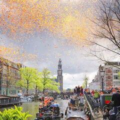 Туристическое агентство Внешинтурист Экскурсионный автобусный тур N3 «Уикенд в Амстердаме + День рождения Короля!»