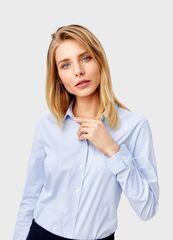 Кофта, блузка, футболка женская O'stin Рубашка из хлопка LS6T41-61