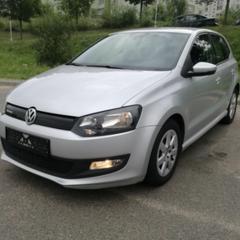 Прокат авто Прокат авто Volkswagen Polo 2014 механика  хэтчбек