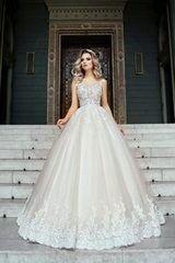 Свадебное платье напрокат Nicole Платье свадебное Adele