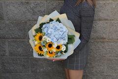 Магазин цветов Cvetok.by Букет «Римские каникулы»