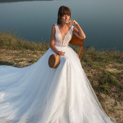Свадебный салон Aivi Свадебное платье Karmen (New Collection)