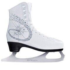 Коньки Спортивная коллекция Коньки фигурные Princess Lux 100% Leather